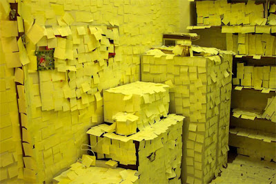 Creativity With Post-It (14) 5