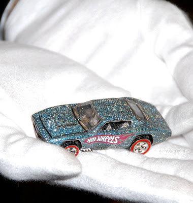 The world's most expensive toy car (3) 2