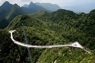 Interesting Pedestrian Bridge - Pulau Langkawi, Sky Bridge (6) 4