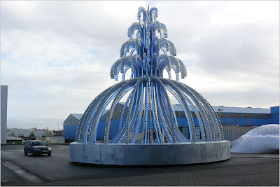 Electric Fountain