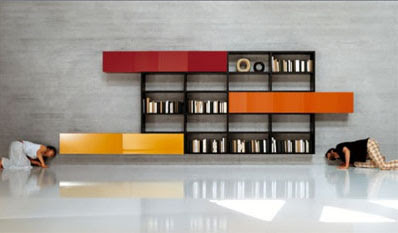 Creative and Stylish Bookshelf and Bookcase Designs- Part: 3 (10) 8