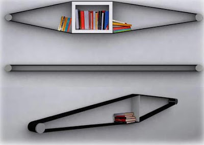 Creative and Stylish Bookshelf and Bookcase Designs- Part: 3 (10) 9