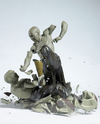 Unusual Clay Figurines Photography (5) 5