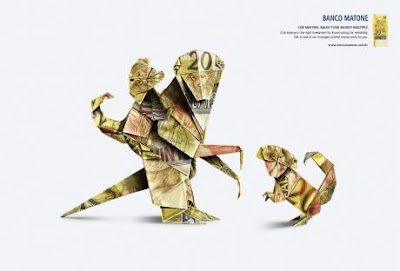Clever and Creative Origami Advertisements (15) 9