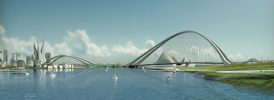 The Largest And Tallest Spanning Arch Bridge In The World (3) 3