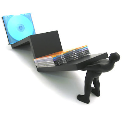 9 Coolest CD Holders (15) 7