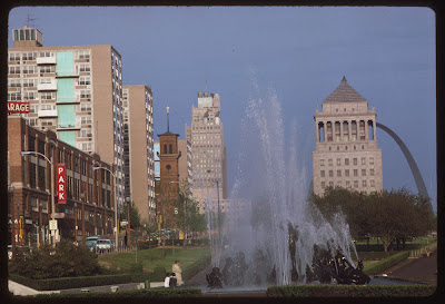 Vintage Color Photos Of US Cities (3) 2