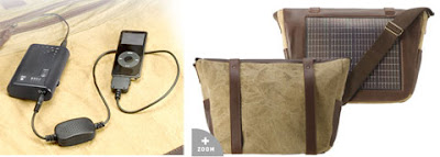Solar Bags For Your Cell Phones And iPods (3) 3