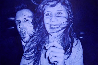Incredible Ballpoint Pen Art (5) 3