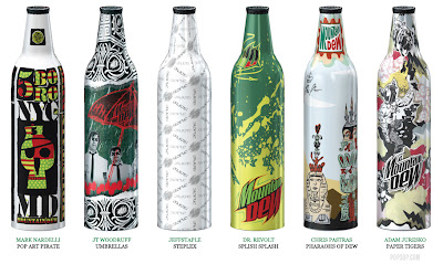 Mountain Dew Limited Edition: Green Label Art 2008 (4) 3