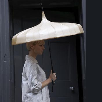 Plumo Pearlised Umbrella