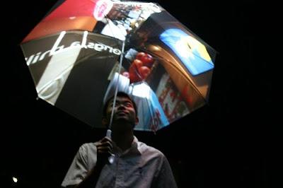 Internet Umbrella