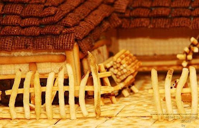 Biscuit Buildings And Sculptures (8) 8