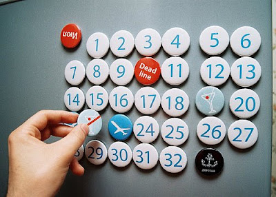 Creative Calendars and Unusual Calendar Designs (15) 3