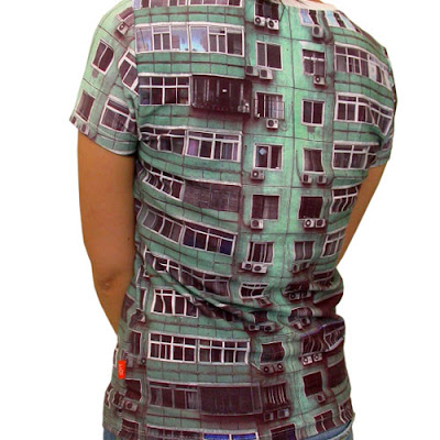 Apartment Building T-Shirt (4) 3