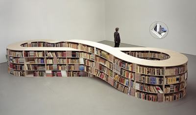 Innovative and Cool Bookcase Designs (12) 1