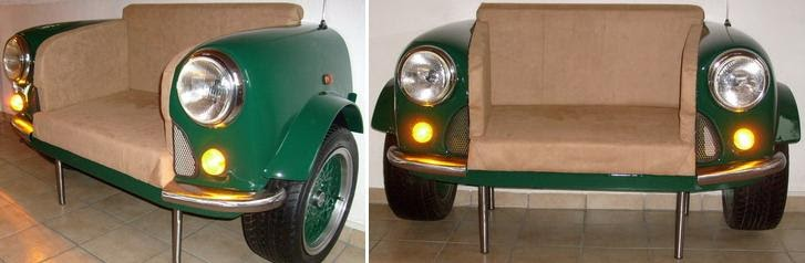 Make Your Own Car >> Creative and Cool Ways To Reuse Cars.