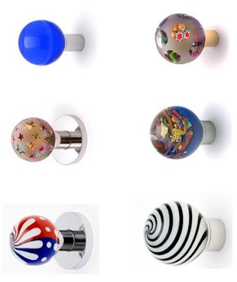Colorful Doorknobs (5) 5