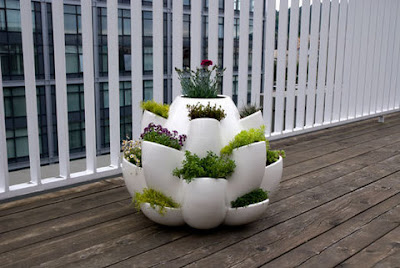 Cool Flowerpots and Creative Planters (60) 44