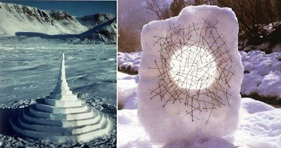 Sculptures Made From Elements Of Nature (18) 2