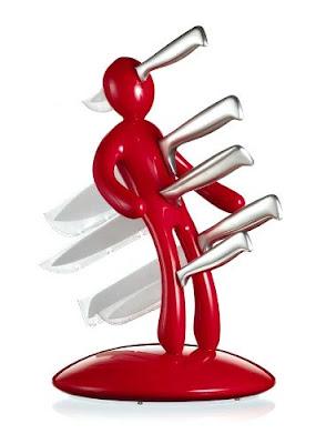 Unique Knife Holder