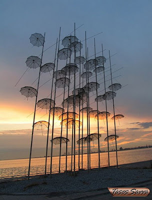 Umbrella Art Installations (30) 8