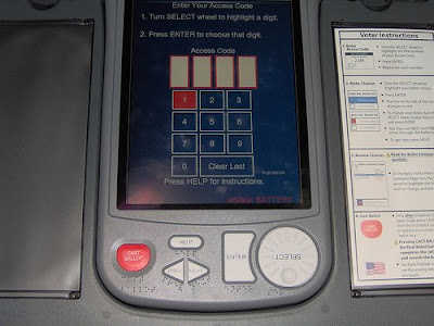 Ballot Boxes And Electronic Voting Machines From All Over The World (27) 27
