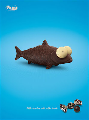 Creative Chocolate Advertisements  (6) 2