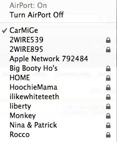 Did You Came Across Any Of These Wifi Network Names (24) 9