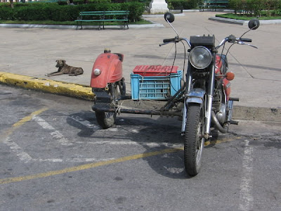 Sidecars Used For Transportation Of Goods (6) 4