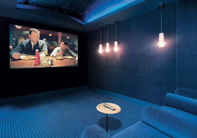 36 Creative and Cool Home Theater Designs (70) 45