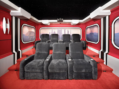 36 Creative and Cool Home Theater Designs (70) 51