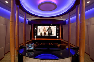 36 Creative and Cool Home Theater Designs (70) 59