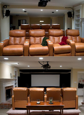 36 Creative and Cool Home Theater Designs (70) 43