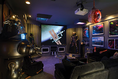 36 Creative and Cool Home Theater Designs (70) 39