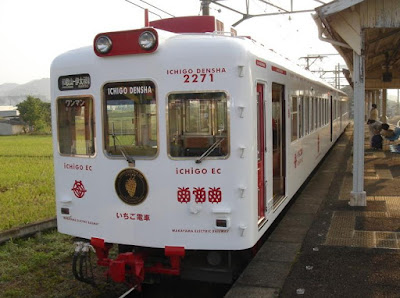 Pleasant Train Interior In Japan (7) 1