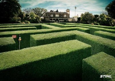 20 Creative and Cool Uses of Maze In Advertisements (20) 9
