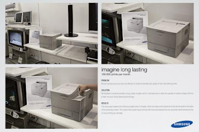 Creative and Clever Printer Advertisement (4) 1