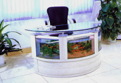 Cool Aquariums and Unusual Fish Tanks Designs (50) 36