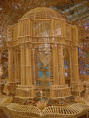 Toothpick Sculptures (21) 20