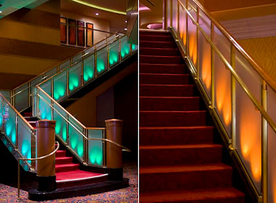 20 Creative and Modern Staircase Lighting Designs (20) 20