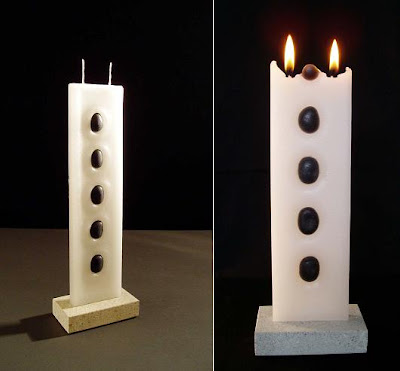 30 Cool Candle Designs (30) 2