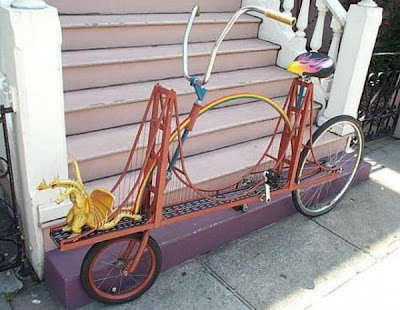 Most Unusual Bikes From All Over The World (39) 31