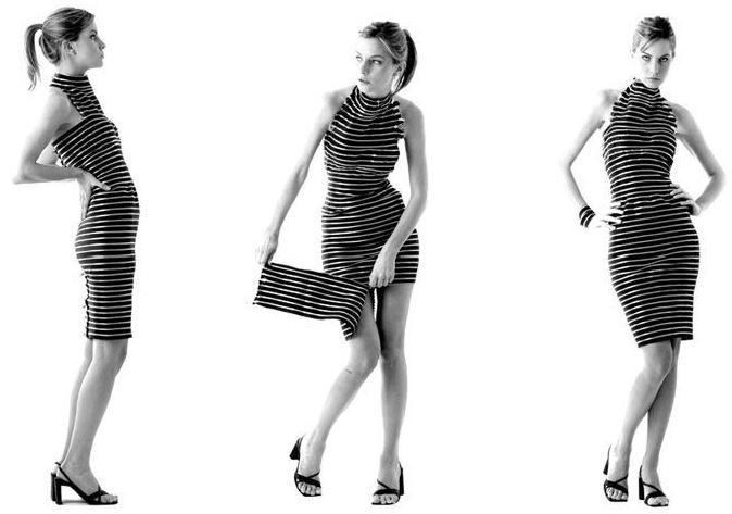 Scale Dress