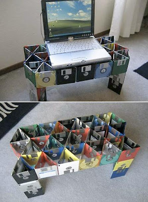 18 Ways To Reuse Old Floppydisks (21) 4