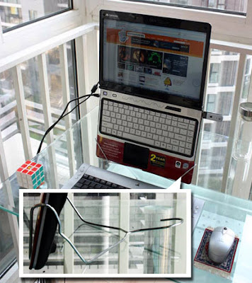 30 Modern and Cool Laptop Stands (33) 15