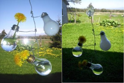 Creative and Cool Ways To Reuse Old Light Bulbs (30) 21