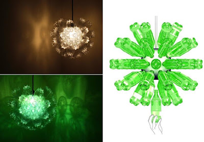 Creative Reused Lamps and Light Designs (40) 16
