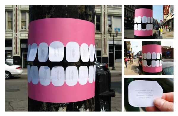20 cool and creative tear off advertisements