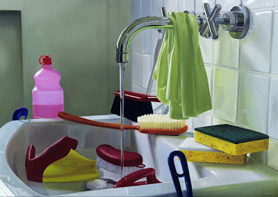 9 Amazing Realistic Still Life Paintings (9) 7